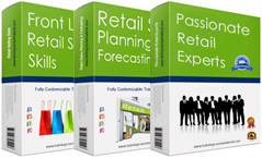 Retail excelllence series training package