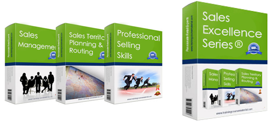 Sales excelllence series training package