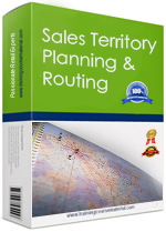 Sales Territory Planning  Routing