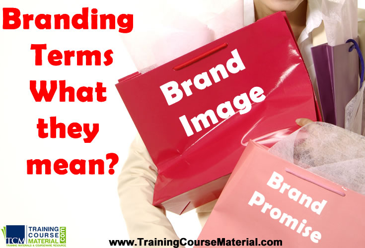 brand terms and what they mean