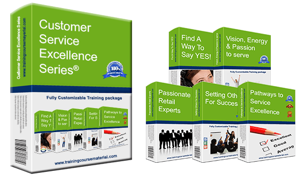 Customer Service Excellence Series