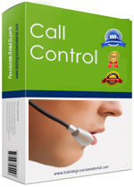 Call Control training program for lower Average Call Handling time AHT