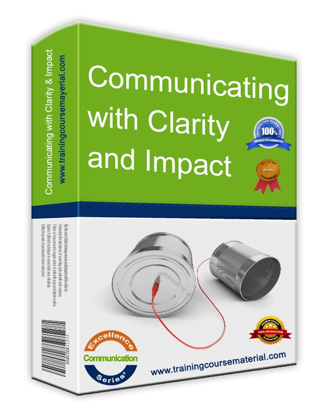Communicating with Clarity and Impact