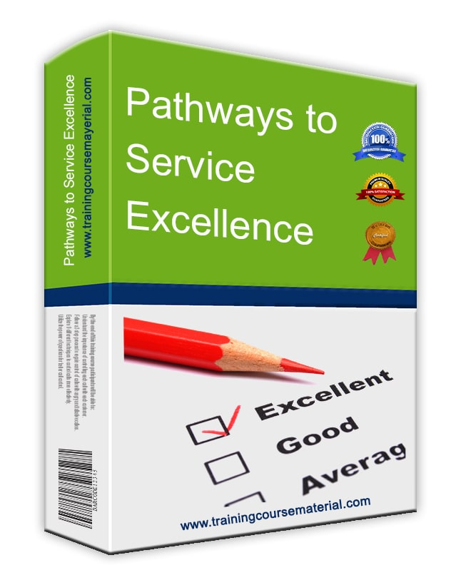 Pathways to service excellence