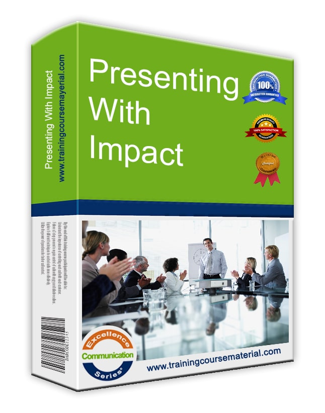 Presenting With Impact