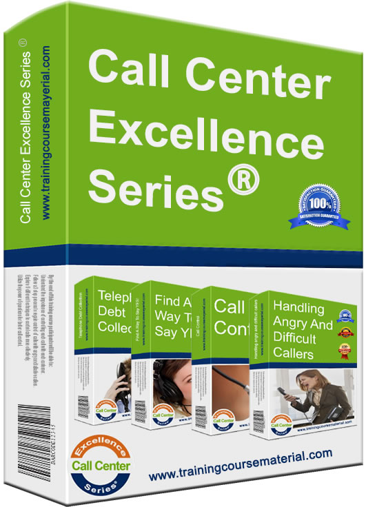 call center training package