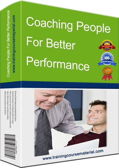 Coaching People For Better Performance