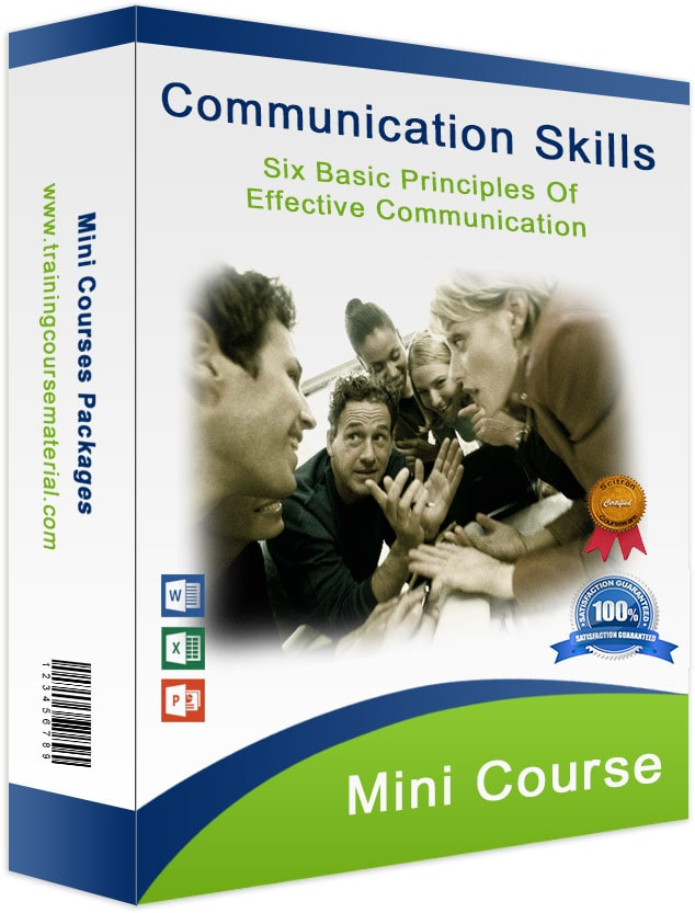 communication training course material