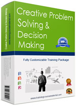 creative problem solving training course material