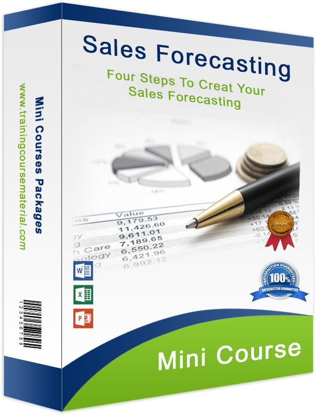 Sales forecasting training material