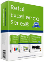 the retail training package