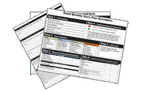 training materials specific forms  job aids